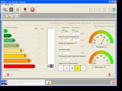 Certificazione energetica roma attestato di prestazione for Certificazione impianti
