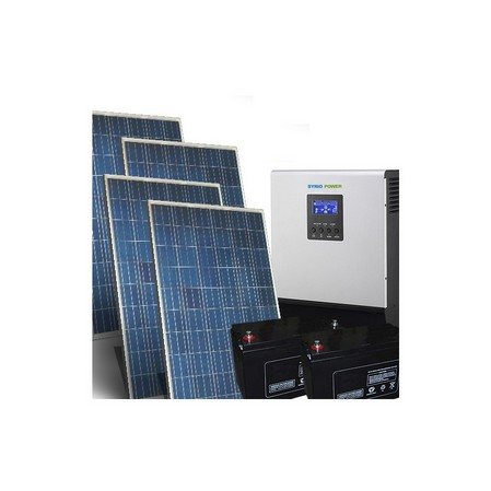 kit fotovoltaico stand alone
